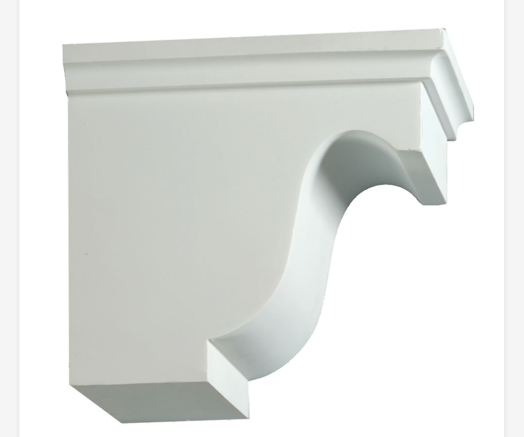 Dentil Blocks DTLB9X8X8 Polyurethane Exterior Decorative