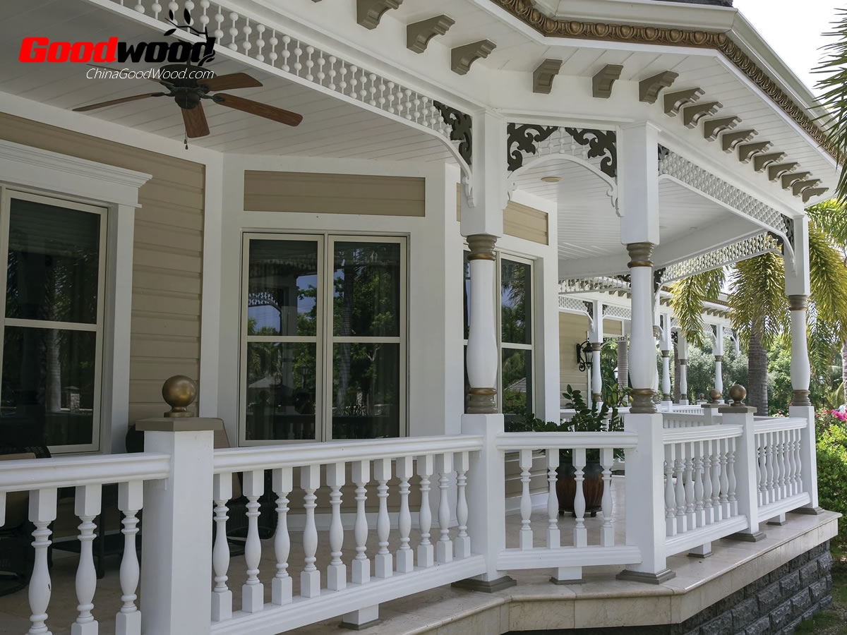 PU Balustrades, Polyurethane Decorative Ashley Baluster