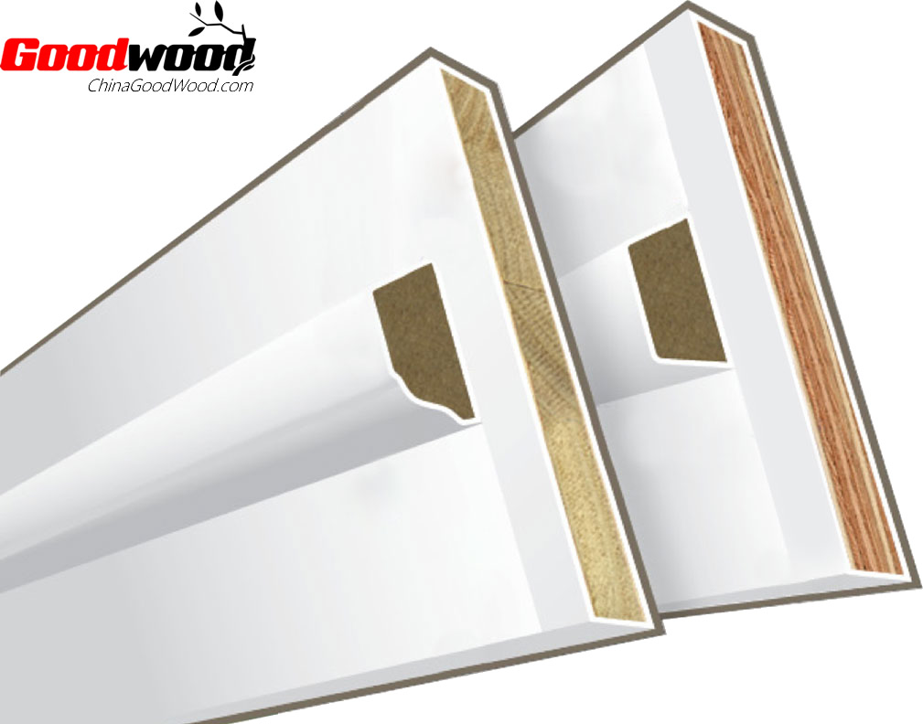 Laminated Veneer Lumber Door Jambs
