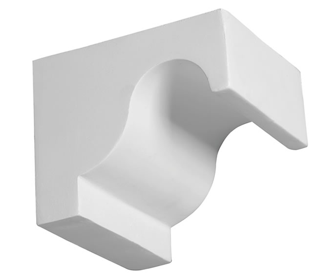 Polyurethane Exterior Decorative Dentil Blocks DTLB3X3X4