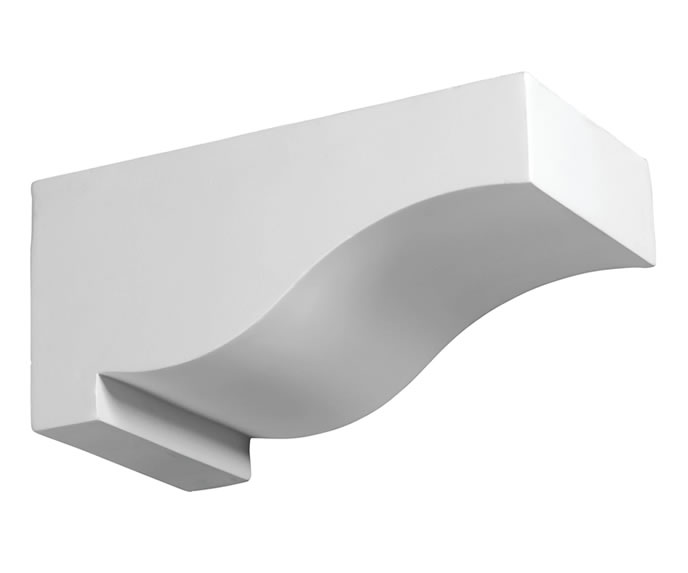 Polyurethane Exterior Decorative Dentil Blocks DTLB5X6X11