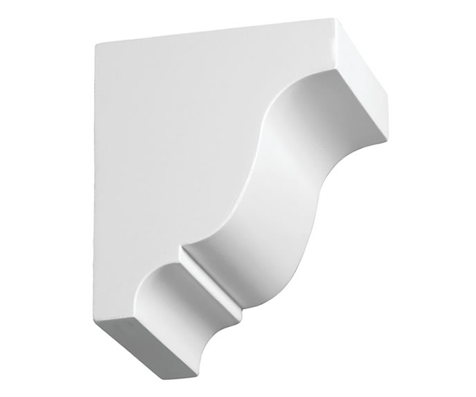 Polyurethane Exterior Decorative Dentil Blocks DTLB6X4X6