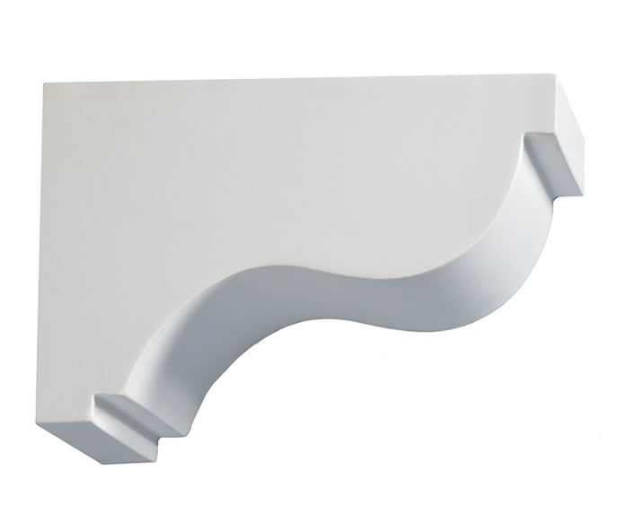 Polyurethane Exterior Decorative Dentil Blocks DTLB6X6X8