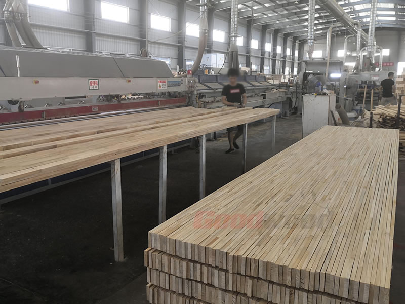 Wood Shutter Components Factory