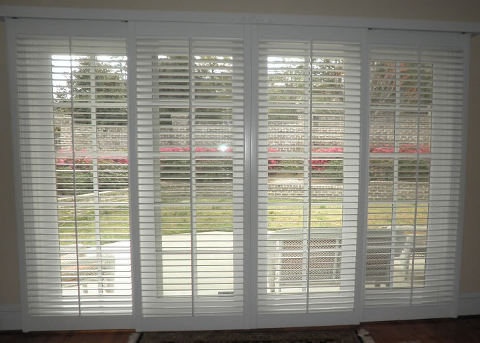Shutter Panel | Plantation Shutters | Indoor Shutters | louvered ...