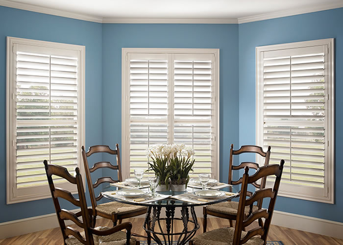 Plantation Shutters | Interior Shutters | Custom Shutters | louvered ...