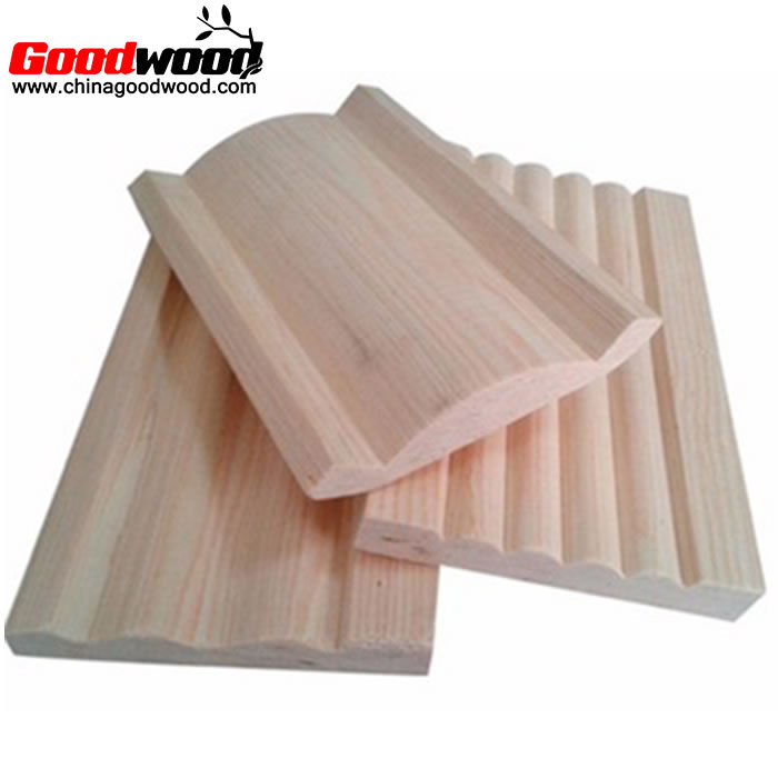 Door and Window trim Jamb-Decoration Wood Lumber